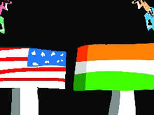 """""""US and India are working together 'hand in glove' diplomatically and militarily"""""""
