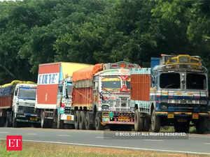 Truckers-strike