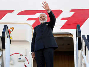 PM Modi concludes 3-nation tour to Africa