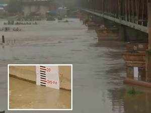 Delhi Rains: Water level in Yamuna river crosses danger level