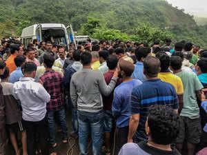 Raigad bus accident: When a WhatsApp group fell silent