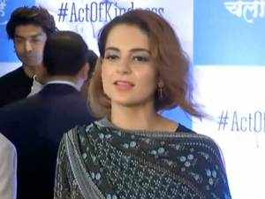 Kangana Ranaut praises PM Modi, says he is most deserving candidate of democracy