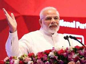 Not afraid of standing beside industrialists: PM on 'Suit Boot ki Sarkar' jibe