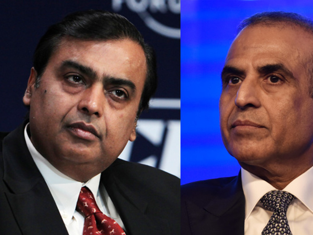 Airtel manages to hold on in the face of Jio's onslaught