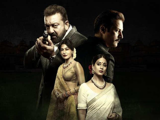 'Saheb Biwi Aur Gangster 3' & 'Nawabzaade' open badly