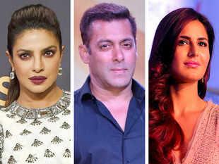 After Priyanka Chopra's exit, Katrina Kaif to star opposite Salman Khan in 'Bharat'