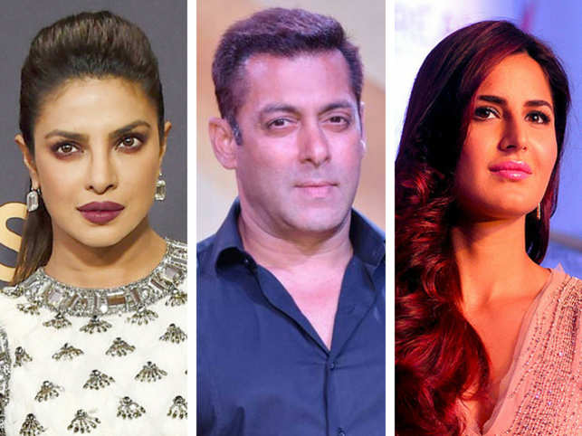After Priyanka Chopra's exit, Katrina Kaif to star opposite Salman Khan in 'Bharat'