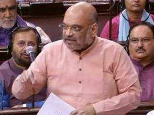 NDA did what UPA couldn't: Amit Shah on NRC