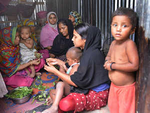 Indian Army deployed to stop infiltration of Rohingyas
