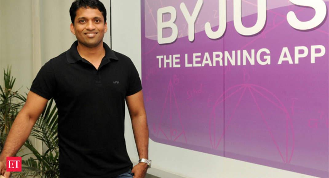 How eight students helped Byju Raveendran build his multi-crore ...