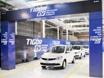 Tata Tigor EV: First look