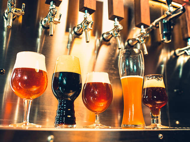 Craft Beer Did You Know That Craft Beer Existed Even Over Five