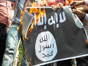 No terrorist of the ISJK, influenced by ISIS, is active in Jammu and Kashmir