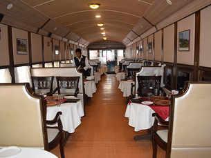 Railways to convert old coaches into restaurants