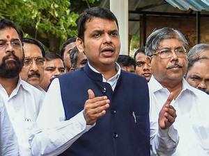 Maratha stir: CM Fadnavis expresses commitment to reservation demand