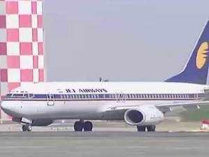 Mumbai-bound Jet Airways goes off runway at Riyadh airport; passengers safe
