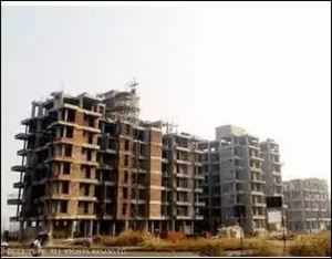 NBCC is working on Amrapali stuck project