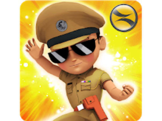 'Little Singham' mobile game launched, turns out to be a hit