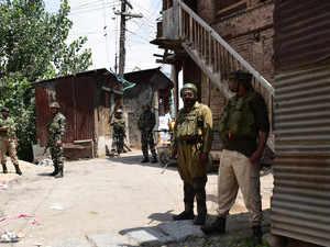 4 terrorists killed in Shopian after fresh firing