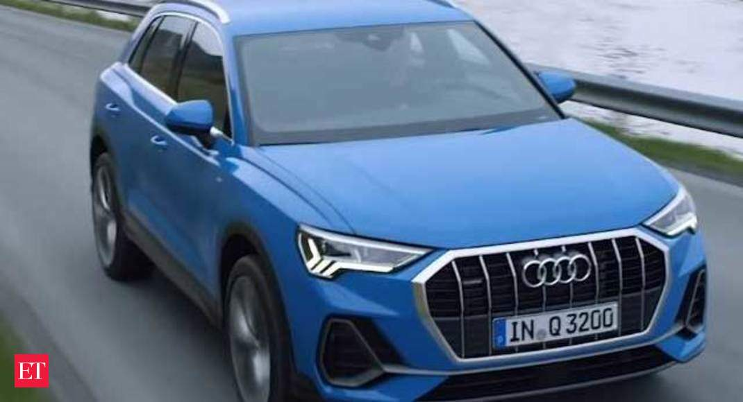 Autocar Show 2019 Audi Q3 First Look Preview The Economic Times