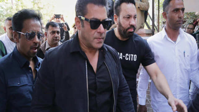 Blackbuck case: Jodhpur court directs Salman Khan to seek permission every time he travels abroad