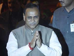 Vijay Rupani confident of Gujarat clean sweep in 2019