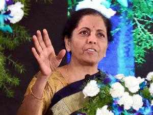 Sitharaman calls on start ups to find solutions on cyber, space warfare