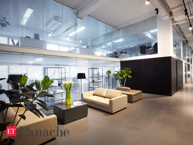 co-working space: Snazzy and inspirational: How co-working