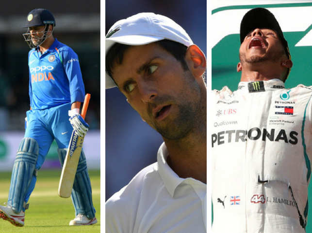 By Maleeva RebelloMS Dhoni invited the ire of fans, who booed him for his slow performance during an India-England match. A look at other sports stars who were heckled.