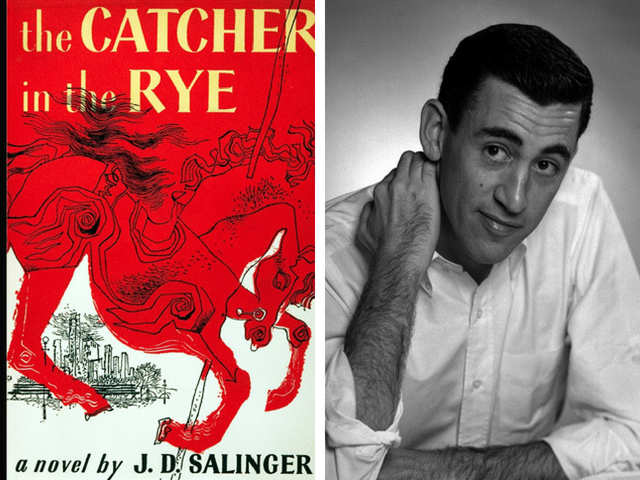 The Catcher in the Rye' by J D Salinger - When Murakami, Toni Morrison, J D Salinger's Books Were Banned | The Economic Times