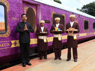 Karnataka's Golden Chariot & the battle to keep South India's only luxury train alive