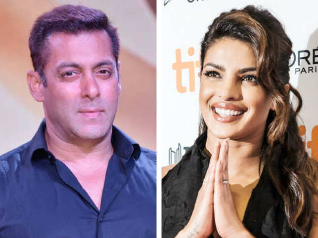 Salman Khan happy for Priyanka Chopra