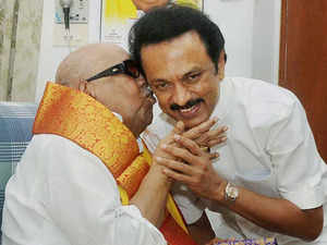 MK Stalin pens emotional poem for 'Appa'
