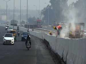 DELHI POLLUTION NEW