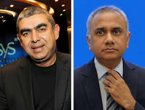 Vishal Sikka vs Salil Parekh's Infy CEO contract: Retirement at 60, garden leave, no-compete clause