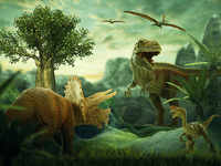 The perfume lovers: Turns out, dinosaurs may have been fans of colognes too