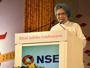 1991 reforms made India an economic leader: Manmohan Singh
