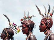 Kenya, Nepal, Mexico or Australia: Meet the natives of the world