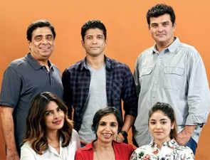 Priyanka Chopra begins shooting for 'The Sky Is Pink' with Farhan Akhtar