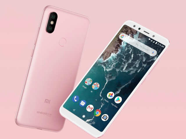 Mi A2 Xiaomi S Mi A2 Launched In India At A Price Of Rs