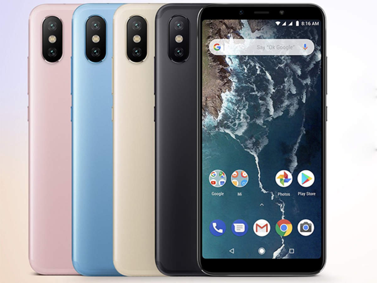 xiaomi mi a1 News and Updates from The Economic Times