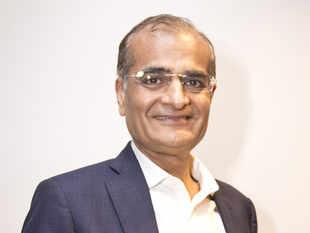 Edelweiss chairman Rashesh Shah