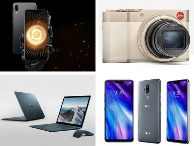 By Karan Bajaj  It has just been one week into August and we have already seen major product launches by various brands.  ET does a roundup of some of these interesting products along with a few big ones expected to launch soon.