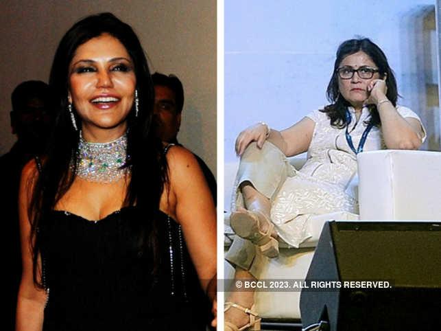 Nisha JamVwal, Mrunalini Deshmukh