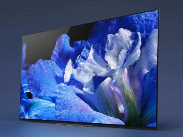 Sony A8F 55-inch OLED Smart TV review: Ultra-slim device with great