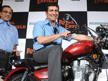 Eicher Motors  Q1 FY19: Profit jumps 25% to Rs 576 cr