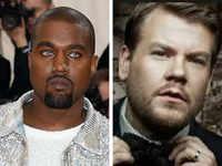 Kanye West pulling out of 'Carpool Karaoke' cost James Corden $45,000