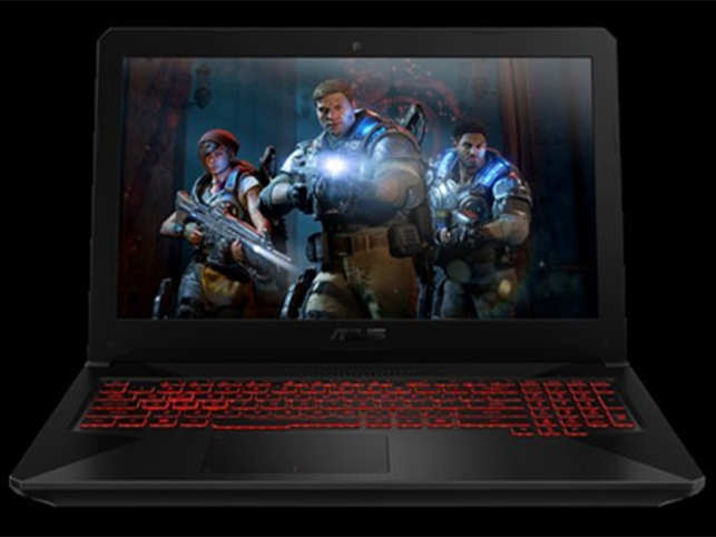 Asus Fx504 Asus Unveils Gaming Laptop Fx504 In India Starting At Rs