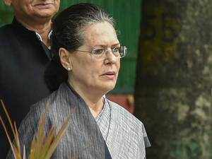 Triple Talaq bill: Our stand on the issue is clear, says Sonia Gandhi