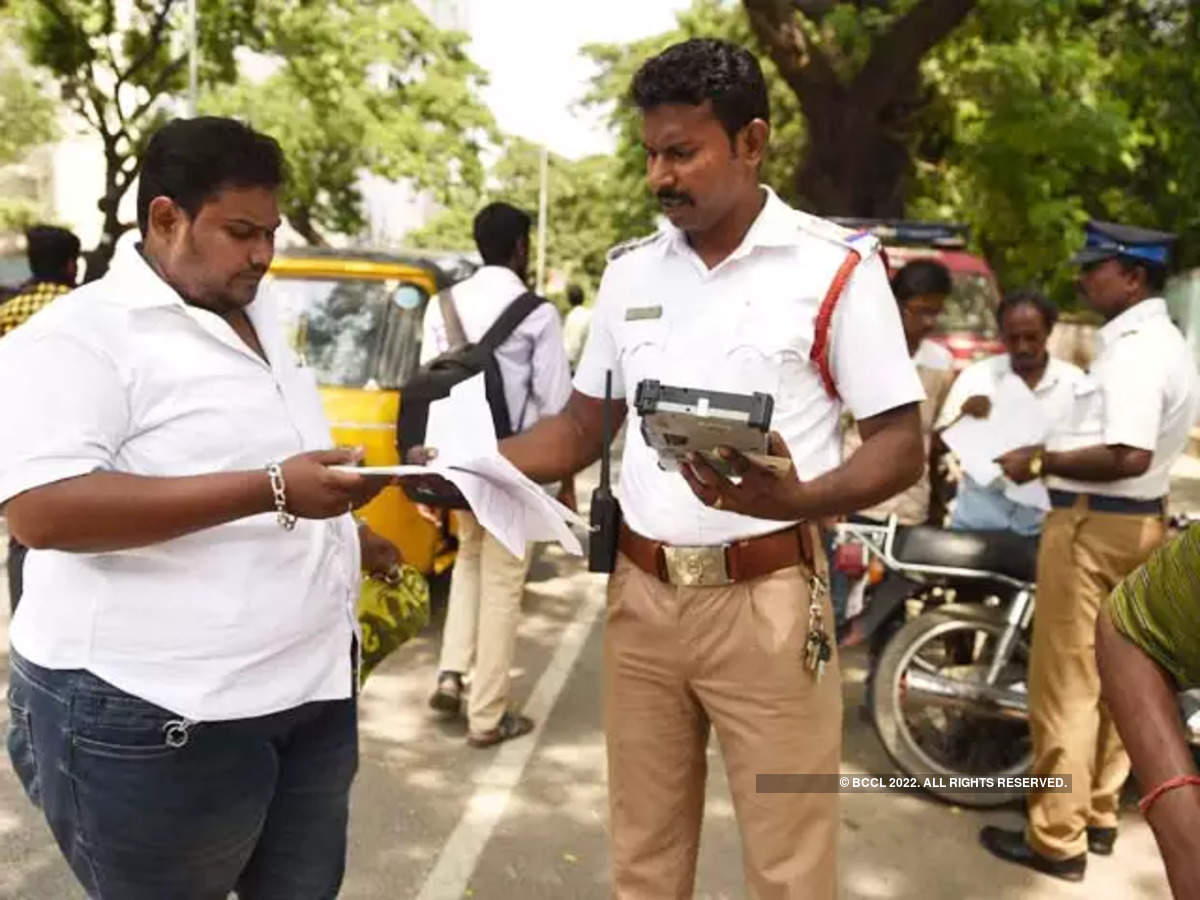 mParivahan apps | Driving Licence: Relief from carrying